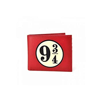 Harry Potter billetera 9 3/4 expreso de Hogwarts monedero ...