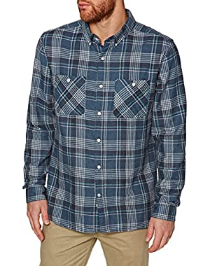 Aaron Flannel Shirt