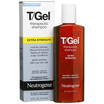 Get lasting relief from itching and flaking with neutrogena® t/gel® therapeutic shampoo. Safe for daily use, this original formula helps control itching and.