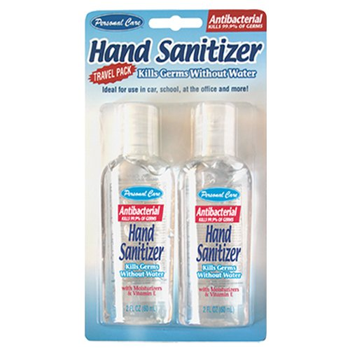 Personal Care Hand Sanitizer - 9