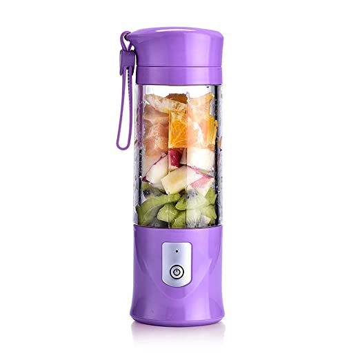 LQ&XL 420ml Mini Licuadora Juice Blender Portable Travel Juicer ...