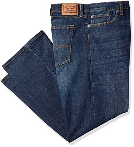 Signature by Levi Strauss & Co. Gold Label Mens Straight Jeans
