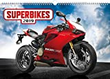Superbikes Calendar - Calendars 2018 - 2019 Wall Calendar - Photo Calendar - 12 Month Calendar by Presco Group