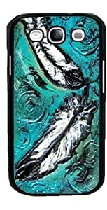 HeartCase Hard Case for Samsung Galaxy S3 I9300/I9308/I939 ( Fur feather )
