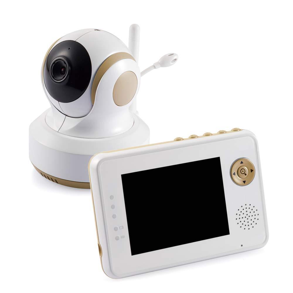 信頼 トリビュート BM-LT02 ベビーモニター ワイヤレスベビーカメラ オートトラッキング機能 B00REI0R86/カメラ遠隔操作/2way/ボイスオン/子守唄/充電池 BM-LT02 B00REI0R86, サラベツムラ:24171041 --- a0267596.xsph.ru