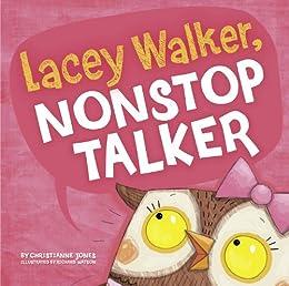 Lacey Walker, Nonstop Talker (Little Boost) by [Jones, Christianne C.]