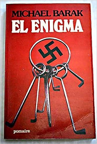 El enigma: Amazon.es: Michael Barak, Novela Historica: Libros