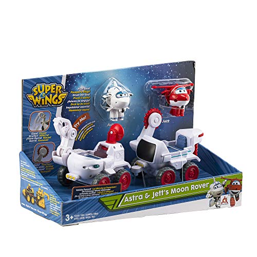 (Auldey EU720840A Super Wing-Astra and Jett's Moon Rover)