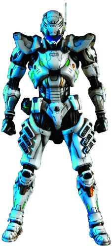 Square Enix Vanquish: Play Arts Kai: Sam Gideon Action Figure by Square Enix
