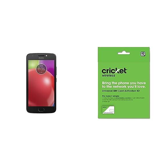 Amazon com: Moto E (4th Generation) - 16 GB - Unlocked (AT&T