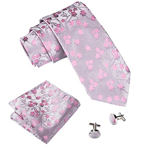 Barry Wang Flower Handkerchief Cufflinks Formal product image