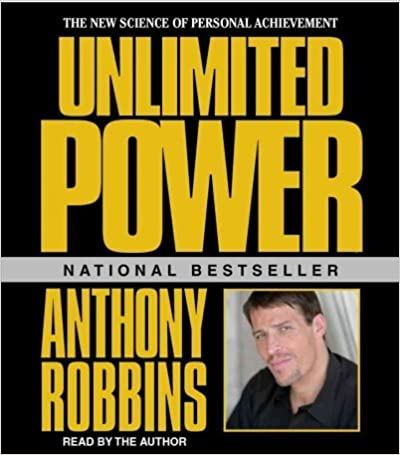(Unlimited Power) By Robbins, Anthony (Author) compact disc on (02 , 2000)