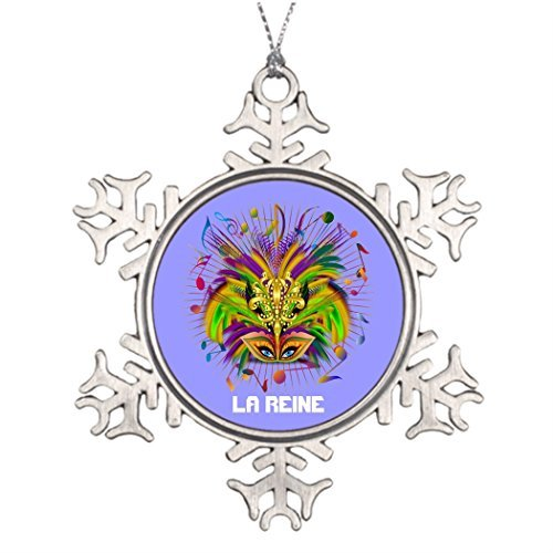hanjear59 Tree Branch Decoration Mardi Gras Queen Style 3 View Notes PLSE Christmas Trees Decorating Ideas Competitions ()