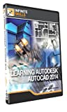 Learning Autodesk AutoCAD 2014 - Training DVD