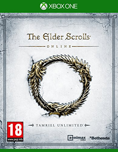 Elder Scrolls Online: Tamriel Unlimited - Spanish Box/English game - (Xbox One)