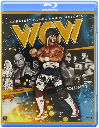 WCW's Greatest Pay-Per-View Matches, Vol. 1 [Blu-ray]