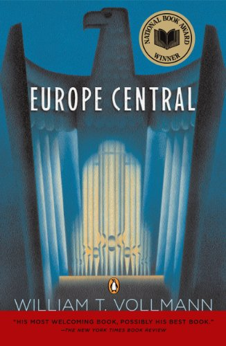 Europe Central cover