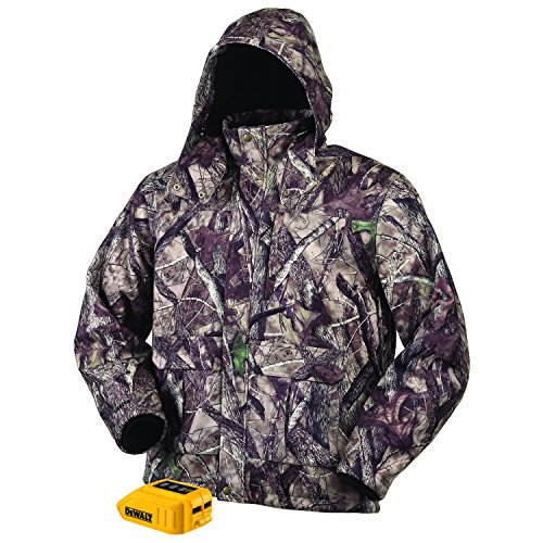 DEWALT DCHJ062C1-L 20V/12V MAX Camo Heated Jacket Kit, Large by DEWALT (Image #1)