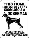 DOBERMAN PINSCHER Guard Dog 9