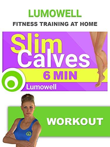 Get Slim Calves - Calf Workout for