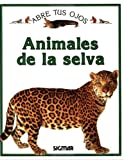 Animales de la Selva (Jungle Animals), O. Colella, 9501109003