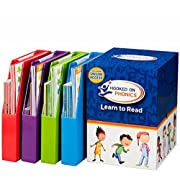 Hooked on Phonics Complete Learn to Read Kit (Pre-K through 2nd Grade   Ages 3-8)