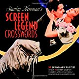 Stanley Newman's Screen Legend Crosswords, Stanley Newman, 0812934717