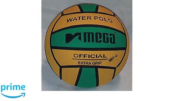 Mega Water Polo Ball - Balón de Golf (Talla 4), Color Verde y ...