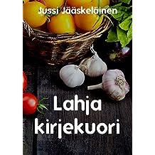 Lahja kirjekuori (Finnish Edition)