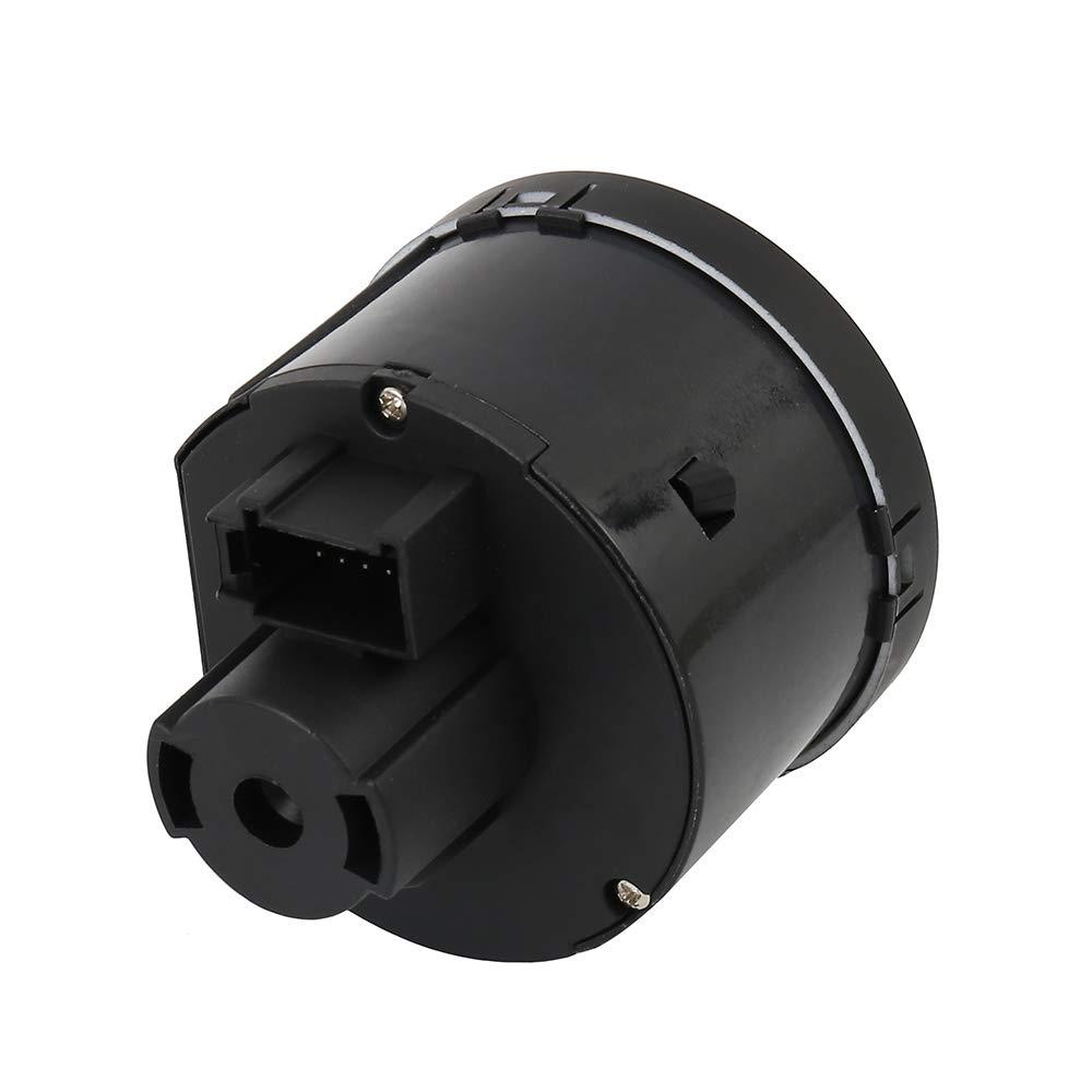 Interrupteur automatique de lumi/ère de phare avec module de capteur de lumi/ère pour VWGolf Mk 5//6 Jetta Tiguan