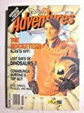img - for Disney Adventures, July 1991 (Volume 1) book / textbook / text book