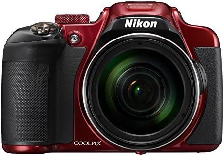 Nikon Coolpix P610 Digitalkamera 3 Zoll Rot Kamera