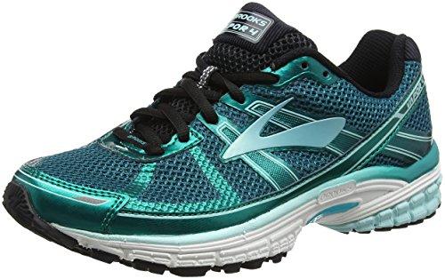 Brooks Vapor 4, Zapatillas de Running Para Mujer Verde (Green/mint/black 1b351)