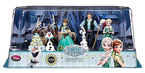 Disney Frozen Frozen Fever Exclusive PVC Figure Set