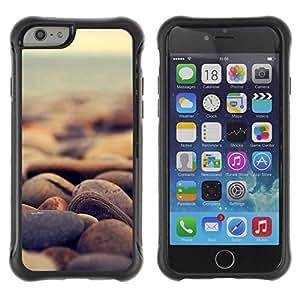 Suave TPU GEL Carcasa Funda Silicona Blando Estuche Caso de protección (para) Apple Iphone 6 / CECELL Phone case / / Nature Beautiful Forrest Green 186 /