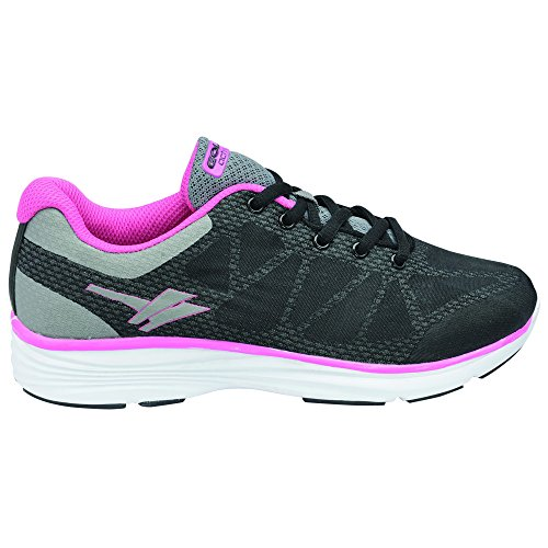 Fitness Black pink grey Gola Donna Ice Active Sneaker qwgAnP8z