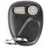 ACDelco 16245102 GM Original Equipment 2 Button Keyless Entry Remote Key Fob