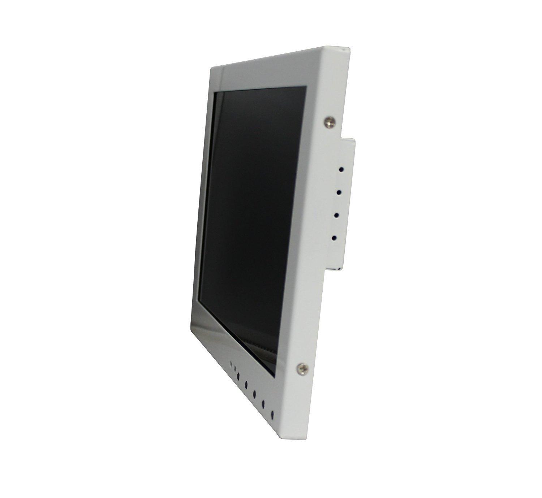 Kenuco White 10.1'' LED Monitor with HDMI/VGA/Composite/RCA Input by Kenuco (Image #2)