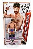 WWE Justin Gabriel Figure Series 19