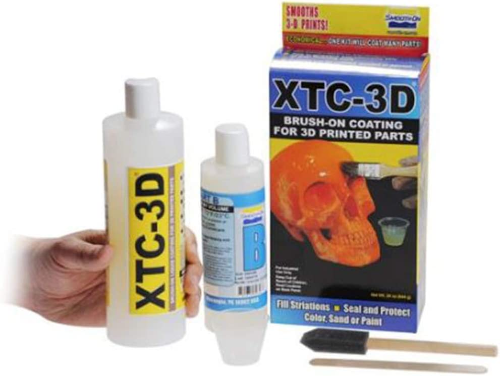 XTC-3D® Smooth-On Coating: Amazon.es: Hogar