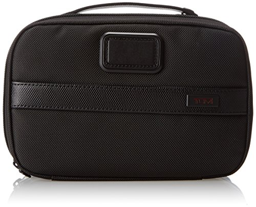 Tumi Alpha 2 Split Travel Kit, Black, One Size