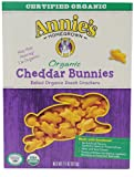 Annies Homegrown Organic Cheddar Bunnies -- 11 oz