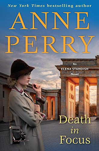 Death in Focus: An Elena Standish Novel