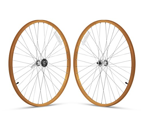 Firmstrong Beach Cruiser Bicycle Wheelset, Front and Rear