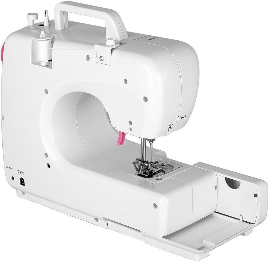 Uten Mini Máquina de Coser Portátil manual Profesional Eléctrica ...