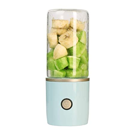Mezcladora portátil de 350 ml, batidora Smoothie Maker, mini ...