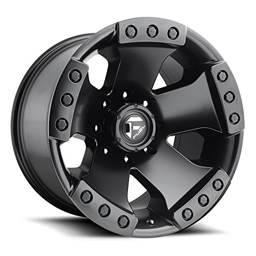 Fuel Monsta 17×9 Black Wheel / Rim 6×135 with a -12mm Offset and a 87.1 Hub Bore. Partnumber D57717908945