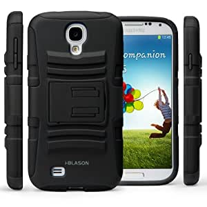 Amazon.com: Galaxy S4 Case, i-Blason Prime Series Dual ...