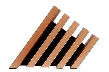 Bloque magnético para cuchillos KNIFE BLOCK PRO, madera de ...