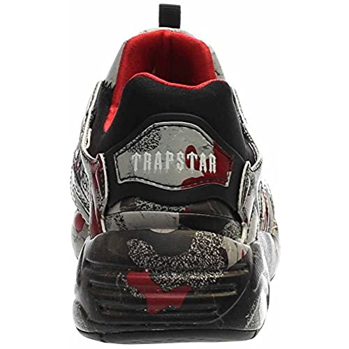 dedb8c237127d7 Puma Men s Disc Blaze Camo X Trapstar Ankle-High Fashion Sneaker 85 ...